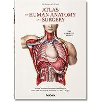 Atlas of Human Anatomy and Surgery / Atlas d'anatomie humaine et de chirurgie / Atlas der menschlichen Anatomie und Chirurgie (Fp)