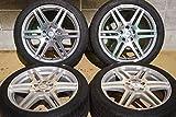 【中古】【タイヤ付きホイール 18インチ】メルセデスベンツ W212 Eクラス E350 アヴァンギャルド AMGスポーツパッケージ 純正 スタイリング4 CSC3 18in【I0112Z74H-HP4】