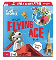 Peanuts Movie Flying Ace Game Board Game [Floral] [並行輸入品]