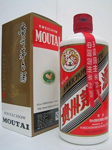 飛天牌 貴州茅台酒 (キシュウマオタイシュ) 53度 500ml
