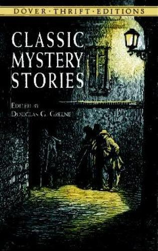 Download Classic Mystery Stories (Dover Thrift Editions) 0486408817