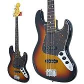 Fender Japan フェンダージャパン JB62 3TS ジャズベース エレキベース (JB-62)