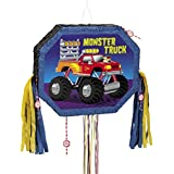 Monster Truck Pinata、プル文字列