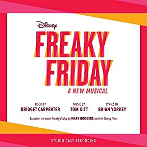 Freaky Friday Studio Cast
