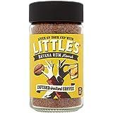 Little's Havana Rum Flavour Infused Instant Coffee 50g - (Little's) インスタントコーヒー50グラムを注入されたハバナのラム酒風味 [並行輸入品]