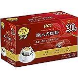 UCC 職人の珈琲 ドリップコーヒー あまい香りのモカブレンド(7g×30P) 210g レギュラー(ドリップ)