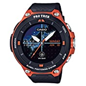 [カシオ]CASIO スマートアウトドアウォッチ プロトレックスマート GPS搭載 WSD-F20-...