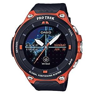 [カシオ]CASIO スマートアウトドアウォッチ プロトレックスマート GPS 搭載 WSD-F20-RG メンズ