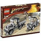 レゴ (LEGO) インディ・ジョーンズ アーク(聖櫃)の奪回 7622