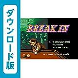 BREAK IN [WiiUで遊べるPCエンジンソフト][オンラインコード]