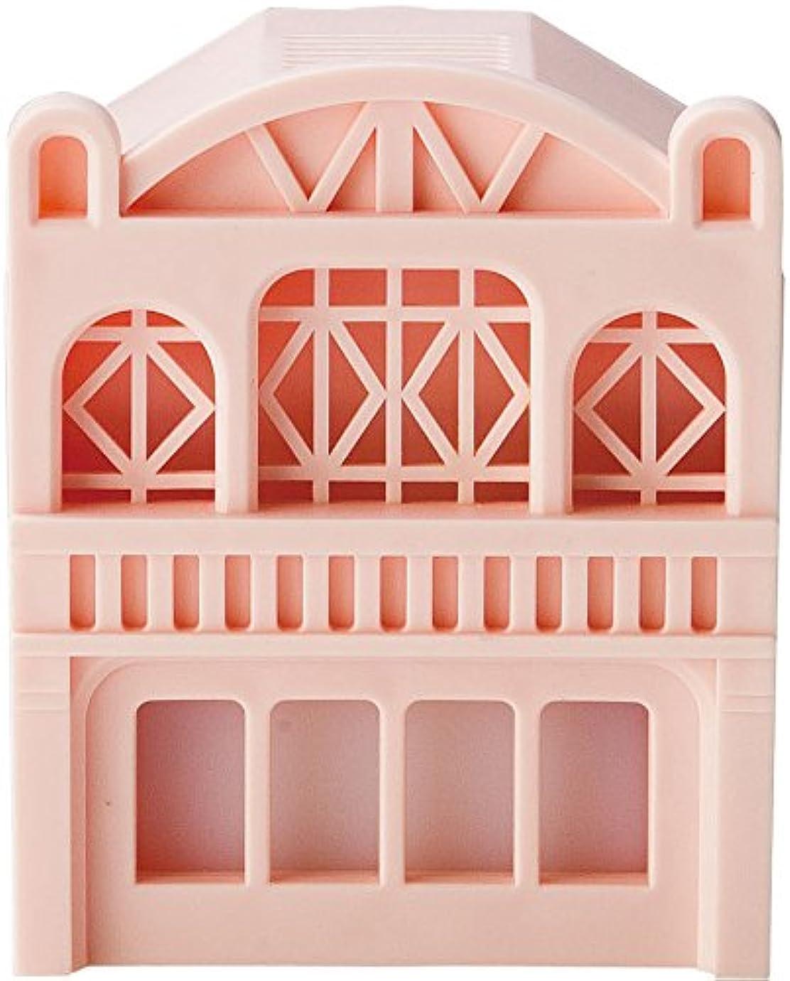 瞑想的キャンドルイブラドンナ CUTENSIL AROMA HOUSE FAN (アロマハウスファン) CU01-AHF ピンク