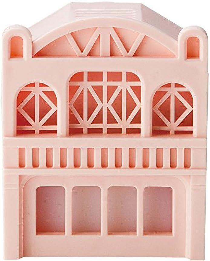 巻き取り鳴らす美容師ラドンナ CUTENSIL AROMA HOUSE FAN (アロマハウスファン) CU01-AHF ピンク