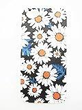 Shop XJ 携帯 スマホ カバーiphone 5/5s カバー シリコン ケース ポップ(花A)