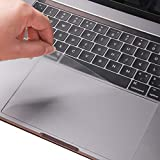 MacBook Air 2018 13 トラックパッド保護 フィルム TopACE 防気泡 防指紋 反射低減保護 フィルム 究極のさらさら感 1枚入り 13インチ MacBook Air 13 2018対応 (クリア)