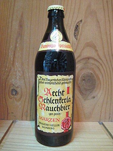 ドイツビール シュレンケルラ・ラオホ ビア メルツェン500ml