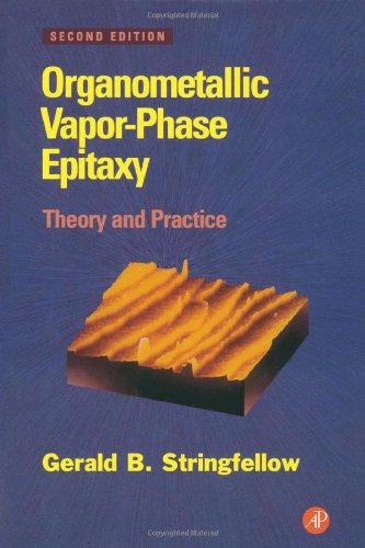 Download Organometallic Vapor-Phase Epitaxy, Second Edition: Theory and Practice 0126738424