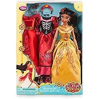 Elena of Avalor classic 12 Doll and Wardrobe Set with three wardrobe options [並行輸入品]