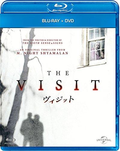 ヴィジット ブルーレイ&DVDセット [Blu-ray]の詳細を見る