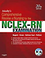 Mosby's Comprehensive Review of Nursing for the NCLEX-RN® Examination, 20e (Mosby's Comprehensive Review of Nursing for NCLEX-RN Examination)