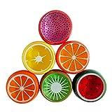 Nice Days(ナイス ディズ)  水晶粘土 透明 キラパテ粘土 90g 可愛い 果物 emoji ランダムで発送 1個