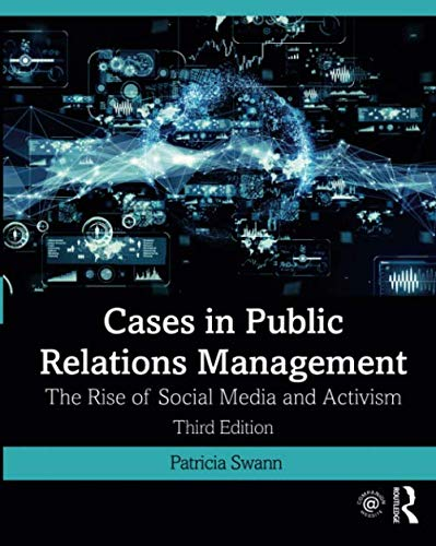 Download Cases in Public Relations Management 1138088870