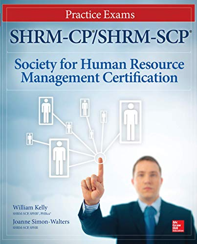 Download SHRM-CP/SHRM-SCP Certification Practice Exams (All in One) 1259584887