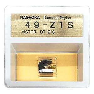 ナガオカ レコード針 日本ビクターDT-Z1S用交換針 G 49-Z1S