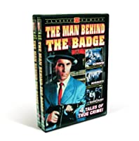Man Behind the Badge 1 & 2/ [DVD] [Import]