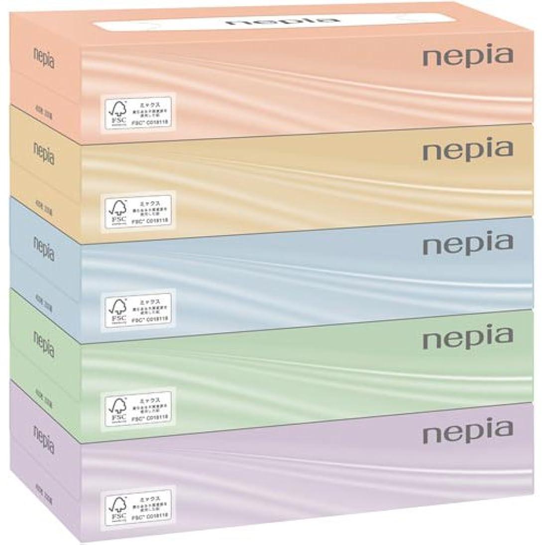 必需品機構履歴書王子ネピア ネピアスリムティシュー 200W×5箱