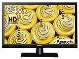 パナソニック 24V型 液晶 テレビ VIERA TH-24D300 ハイビジョン
