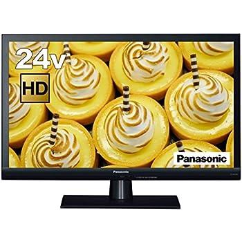 パナソニック 24V型 液晶テレビ ビエラ TH-24D300 ハイビジョン USB HDD録画対応  2016年モデル