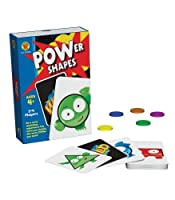 Power Shapes Card Game by Carson-Dellosa Publishing [並行輸入品]