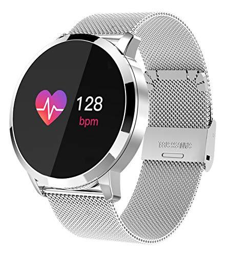 2307531ffd スマートウォッチ スマート腕時計 活動量計 メンズ 心拍計血圧計 血中酸素計
