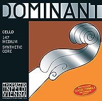 Dominant ドミナント チェロ バラ弦 A線142 4/4