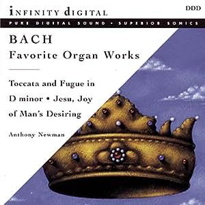Favorite Organ Works