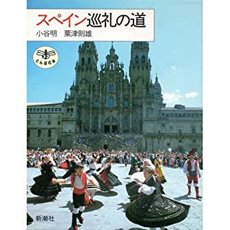 スペイン巡礼の道 (とんぼの本)