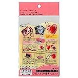 プラバン(半透明) ハガキサイズ インクジェットプリンター用 3枚入 ナカトシ産業(株)