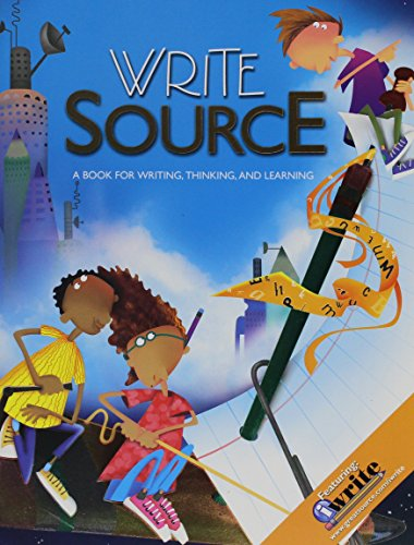 write source book This is the 2012 edition of write source this write source grade 7 homeschool kit them successfully master the writing process the back of the book contains.