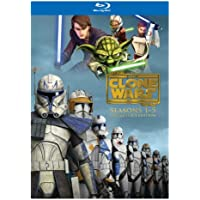 STAR WARS: THE CLONE WARS: SEASON 1-5 (COLLECTORS
