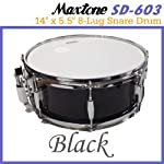 Maxtone/マックストーン SD-603/Black スネア