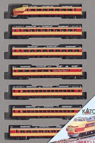 Nゲージ 車両セット 181系 とき基本 (7両) #10-351