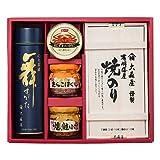 ohmoriya(大森屋) 海苔・カニ缶・ほぐし瓶詰合せ(68-8388)
