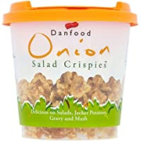 Danfood Onion Salad Crispies (100g) Danfoodオニオンサラダクリスピー( 100グラム)