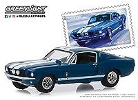 グリーンライト 1/64 1967 シェルビーGT500 青 GL30067