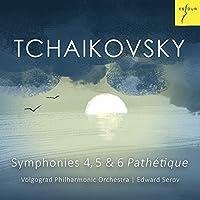 チャイコフスキー:交響曲 第4番-第6番[2枚組]