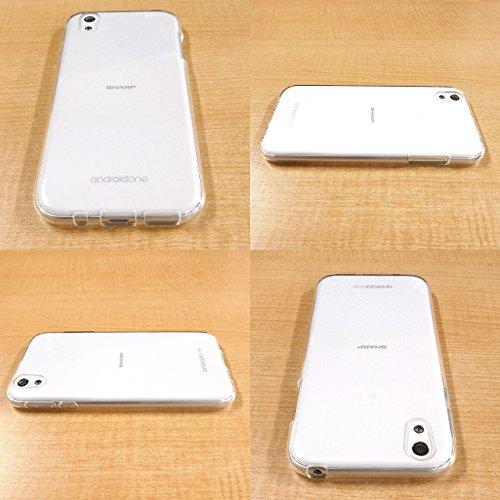 Android One X1 クリアTPU ケース カバー android one x1 androidonex1 androidonex1ケース androidonex1カバー アンドロイド ワン x1 Y!mobile ワイモバイル スマホケース スマホカバー スマホ スマートフォン (Android One X1)