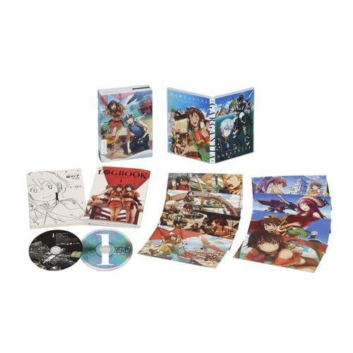 翠星のガルガンティア (Gargantia on the Verdurous Planet) Blu-ray BOX 1