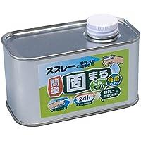 アーバンテック 砂利固め剤 かんたん固まるくんスーパー 300g