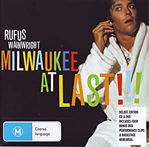 Milwaukee at Last (W/Dvd) (Dlx)