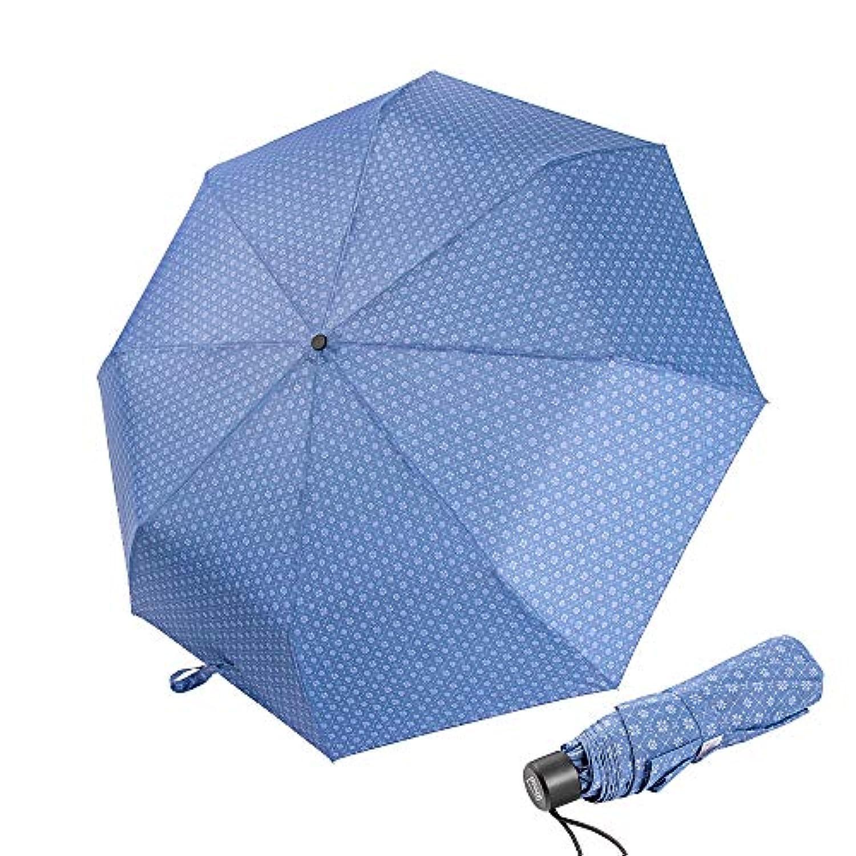 ドイツ( boy) おりたたみ傘 レディース 軽量 手動開閉 折り畳み傘 おしゃれ 超撥水 (ブルー)